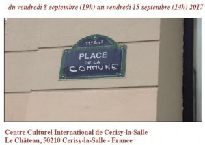 Colloque de Cerisy : L'alternative du commun